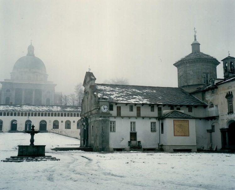 Oropa barocca: fede, storia, tradizione