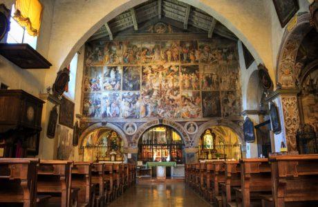 S. Maria delle Grazie Varallo